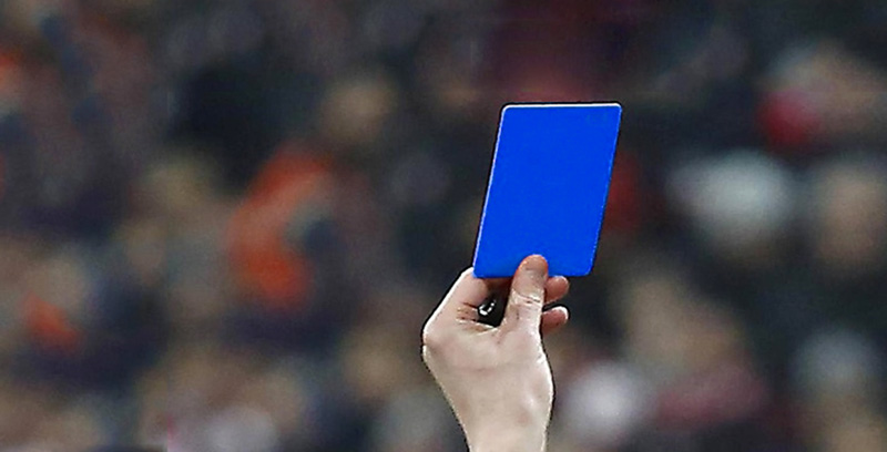 Handball Blaue Karte.Regeländerungen Zur Neuen Saison Tg Rotenburg Handball